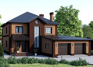 Проект дома К-11