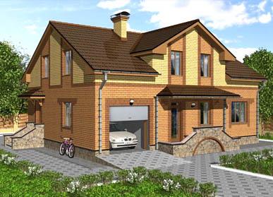 Проект дома К-07
