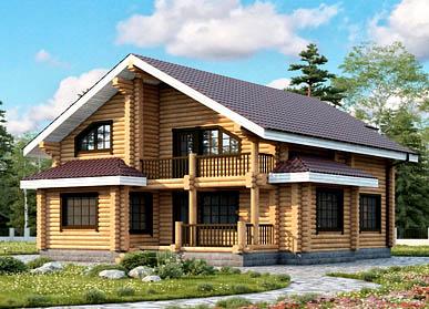 Проект дома «Барин»