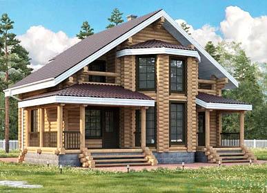 Проект дома «Новый»