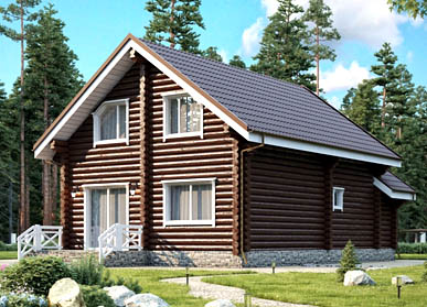 Проект дома «Филимовщина»