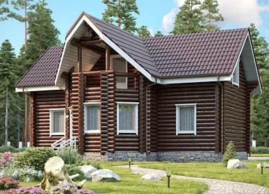 Проект дома «Три кедра»