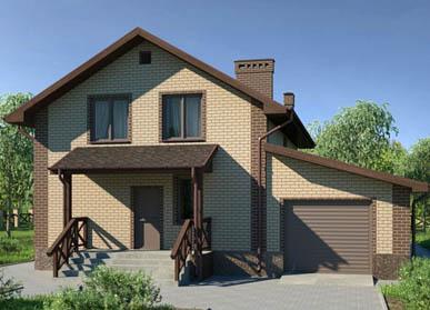 Проект дома К-05